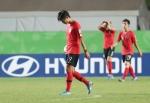 한국, 멕시코에 0-1 패배…U-17 월드컵 8강 탈락