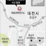 대전 국방과학연구소 실험실서 폭발사고…1명 숨지고 5명 다쳐
