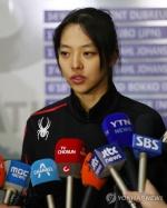 김보름, 월드컵 1차 대회 메달 사냥 출격
