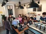 횡성 중증장애인 카페 1주년 이벤트