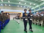 육군 6.25전사자 발굴유해 합동 영결식