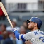 MLB MVP 발표…NL 벨린저 첫 수상, AL 트라우트는 3번째