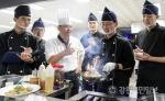 동해 해군1함대 전문셰프 초빙 조리병 멘터링 행사