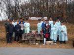 요동백 김응하 장군 원백 합토제례