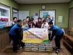 농협은행 채움봉사단 쌀 전달