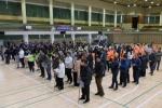 양양군 자율방범대 직무경진대회