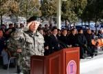 박정환 육군 2군단장 취임