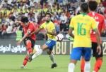 한국 축구 '남미 최강' 브라질에 0-3 패…벤투 체제 최다 실점