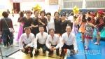 횡성읍 댄스스포츠반 아시안컵 라인댄스 대회 우승