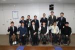 춘천시장애인체육회 휠체어농구단 창단