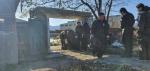 강릉농기센터 연탄 나르기