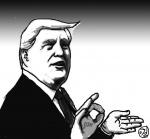 트럼프의 '구실(口實)'