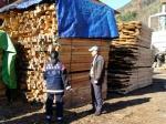 인제국유림관리소, 불량목재제품 유통 차단 나선다