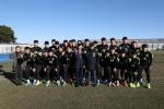 강릉시장 U-22 올림픽대표 축구선수단 격려