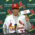 김광현, MLB 세인트루이스와 계약…마침내 이룬 미국 진출 꿈