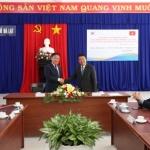 시-베트남 달랏시 자매결연 조인식