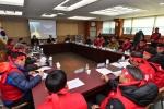가리왕산 합리적 복원 협·알파인경기장 철거반대 투쟁위 면담