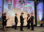 박민화 소방위 생명존중대상 수상