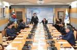 평창군이장연합회 정기회의