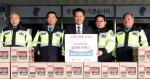 홍천 모범운전자회 컵라면 기부