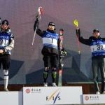 알파인스키 정동현, 시즌 첫 극동컵 대회 회전 우승