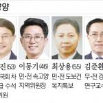 75명의예비후보국회입성 레이스 '스타트'