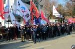 횡성 명성교통노조 파업 농촌버스 운행 차질