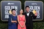 기생충, 한국 영화 최초로 골든글로브 외국어영화상 수상