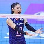 '부상 투혼 김연경 22점' 한국 여자배구, 3회연속 올림픽 본선행