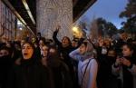 이란서 이틀째 '여객기 격추' 항의 시위…지방 확산 조짐도