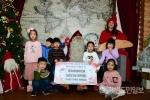 산타 감동시킨 산골어린이들 이웃돕기 성금 화제