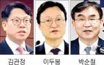 도 출신 검사장급 고위직 3명 대검 형사부장·일선 지검장 부임