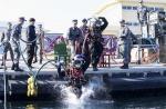 해군1함대·동해해경청 합동 잠수훈련