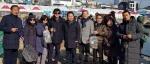 재경홍천군민회 꽁꽁축제장 방문