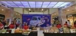 강원유통업협회,하노이에서 강원상품관 이동판매대 판촉 행사