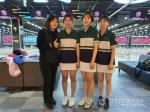 횡성군 여자볼링팀 선수 3명 국가대표 선발