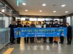 횡성소방서, 가수 자우림 부부와 안전 홍보캠페인