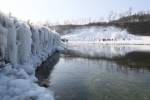 한탄강 얼음 트레킹 30만명 몰려 '철원 겨울 제대로 즐겼다'