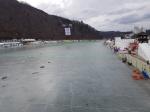 연휴 끝 한산해진 산천어축제장