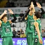 허웅 역전 결승 3점포…프로농구 DB, 9연승 공동 선두