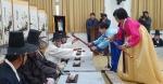 홍천향교 도내 유일 시군단위 도배례 열려