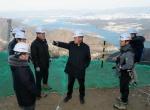 삼악산 로프웨이 조성사업 현장점검