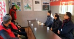 김성호 행정부지사 정선가리왕산 투쟁위 방문