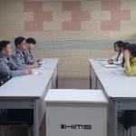 고성경찰서·고성군보건소 신종 코로나19 대응 간담회