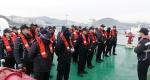 동해해경 팀워크 강화훈련