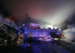 탱크로리 화재 후 '쾅쾅'…순천완주고속도로 터널사고 재구성