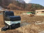 '소각 금지' 쌓이는 영농부산물에 농민 한숨