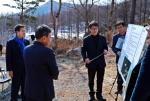 유승만 서울지방교정청장 태백 방문