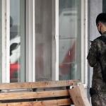 접경지역 상인 군장병 외출·외박 통제에 '망연자실'