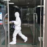'코로나19 확진' 바쁘게 움직이는 강원대병원